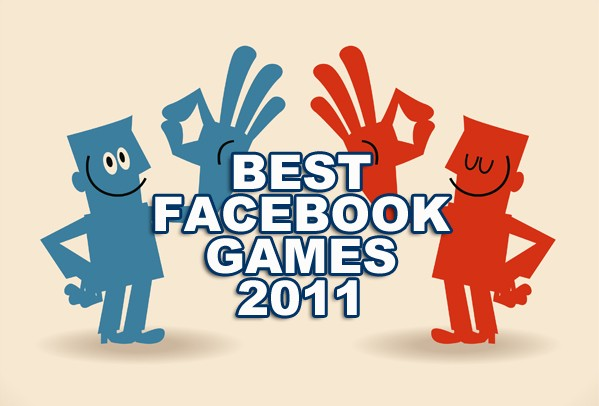 Top facebook games 2011